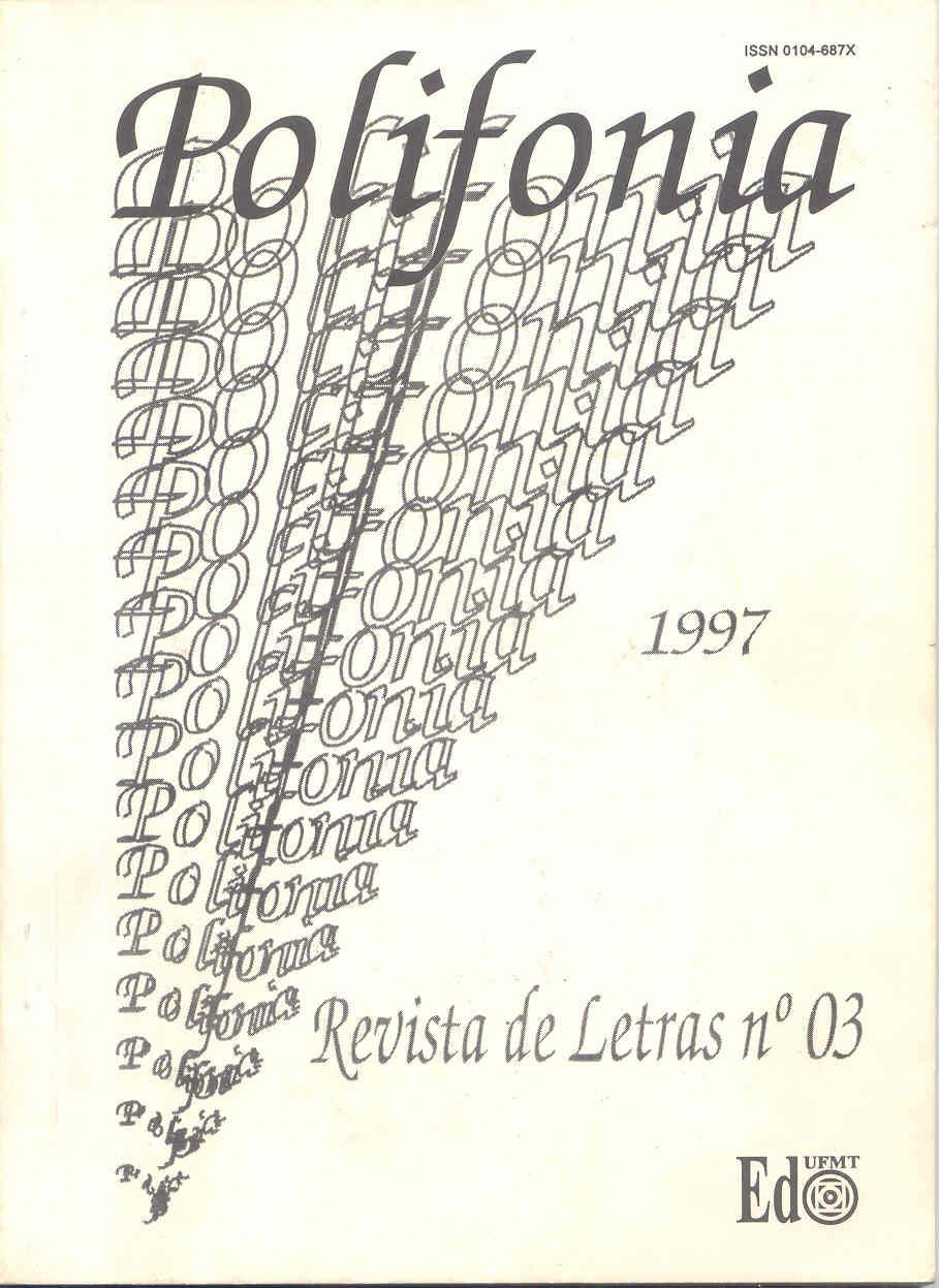 Visualizar v. 3 n. 03 (1997)