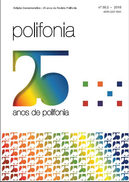 Visualizar v. 25 n. 39.2 (2018): GELCO - ARAGUAIA/2017  - ESTUDOS LITERÁRIOS