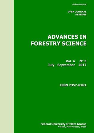 View Vol. 4 No. 3 (2017): Advances in Forestry Science