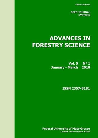 View Vol. 5 No. 1 (2018): Advances in Forestry Science
