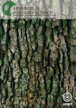 View Vol. 5 No. 2 (2018): Advances in Forestry Science