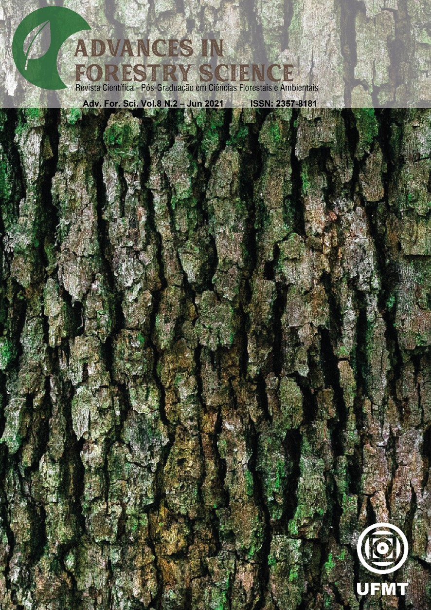 View Vol. 8 No. 2 (2021): Advances in Forestry Science
