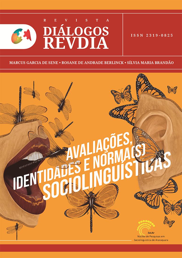 Visualizar v. 7 n. 1 (2019): Avaliações, identidades e norma(s) sociolinguísticas