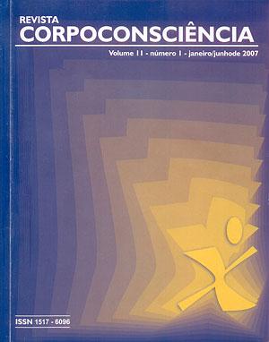 Visualizar Revista Corpoconsciência, v. 11, nº1, jan./jun., 2007