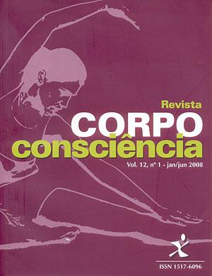 Visualizar Revista Corpoconsciência, v. 12, nº1, jan./jun., 2008