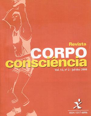Visualizar Revista Corpoconsciência, v. 12, nº2, jul./dez., 2008
