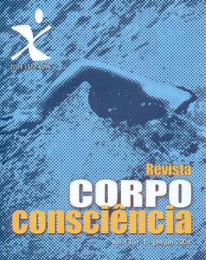 Visualizar Revista Corpoconsciência, v. 13, nº1, jan./jun., 2009