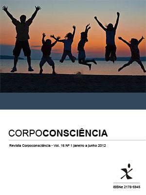 Visualizar Revista Corpoconsciência, v. 16, nº1, jan./jun., 2012
