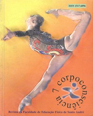Visualizar Revista Corpoconsciência, v. 5, nº1, jan./jun., 2001