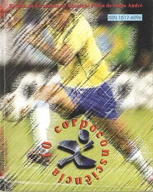 Visualizar Revista Corpoconsciência, v. 6, nº2, jul./dez., 2002