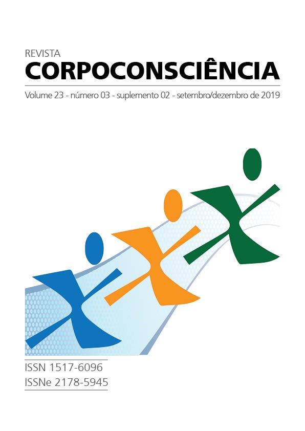 Visualizar Revista Corpoconsciência, v. 23, nº3, set./dez., 2019, Suplemento 2, III Simpósio de Esportes de Raquete