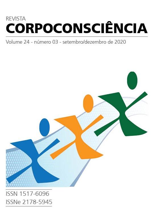 Visualizar Revista Corpoconsciência, v. 24, n. 3, set./dez., 2020