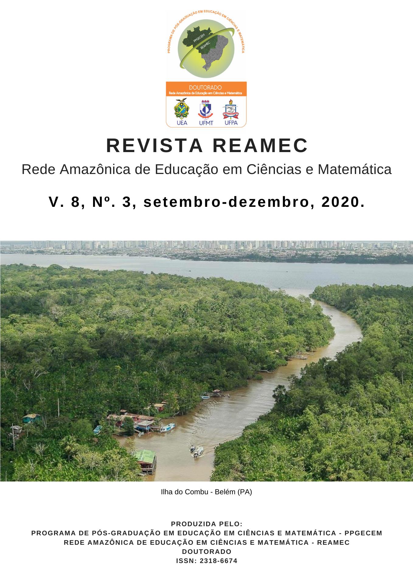 Visualizar v. 8 n. 3 (2020): Setembro a dezembro de 2020 - Ahead of Print (AOP)