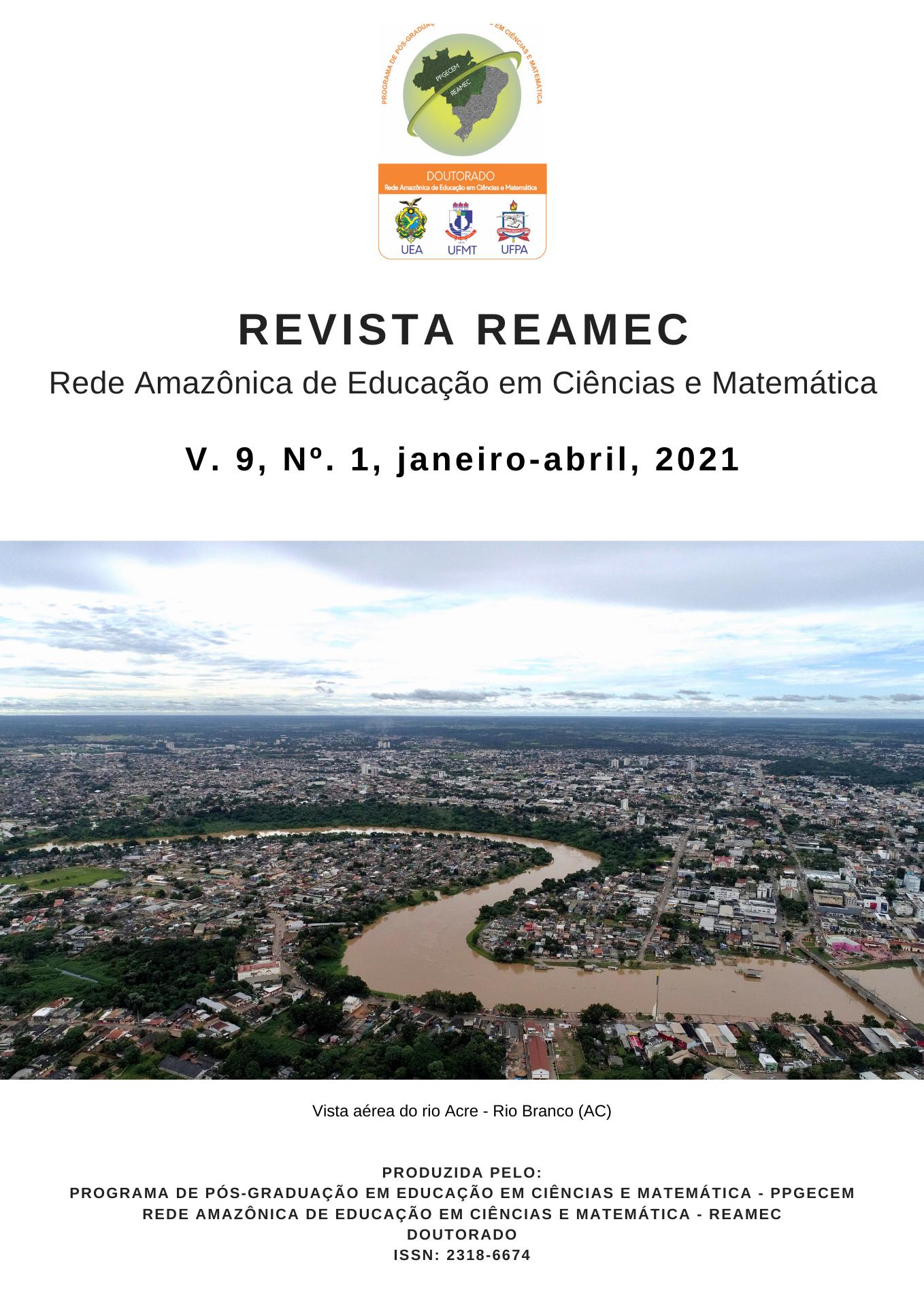 Visualizar v. 9 n. 1 (2021): Janeiro a abril - Ahead of Print (AOP)