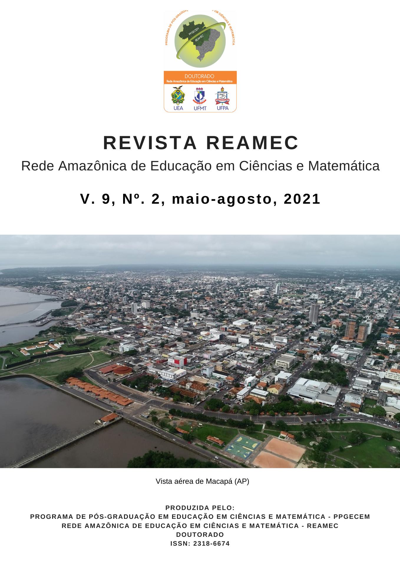 Visualizar v. 9 n. 2 (2021): Maio a agosto de 2021 - Ahead Of Print (AOP)