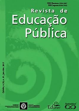 Revista de Educação Pública - v. 26, n. 61 (2017)