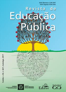 Visualizar v. 26 n. 62/1 (2017): Revista de Educação Pública, v. 26, n. 62/1, maio/ago. 2017