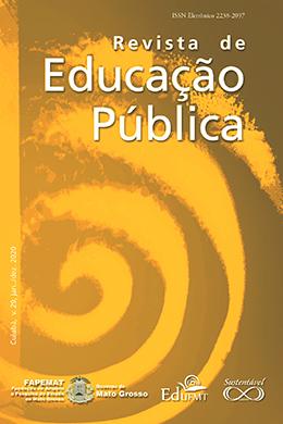 Visualizar v. 29 (2020): Revista de Educação Pública, v. 29 jan./dez. 2020