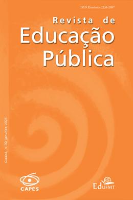 Visualizar v. 30 (2021): Revista de Educação Pública, v. 30 jan./dez. 2021