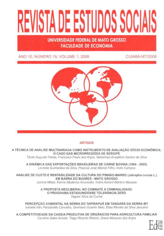 Visualizar v. 10 n. 19 (2008)