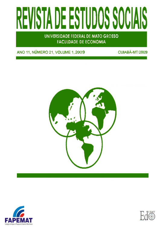 Visualizar v. 11 n. 21 (2009)
